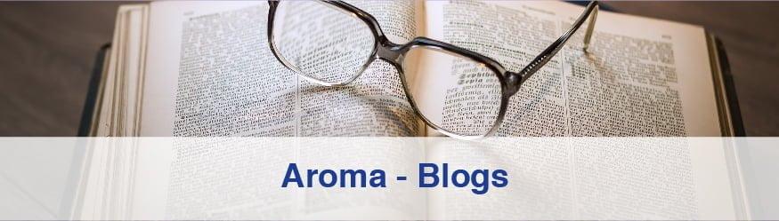 Weiterleitung zu der Seite spannende Aroma Blogs. Fundierte und verlässliche Wisensquellen.